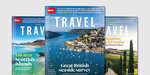 Which? Travel Magazine